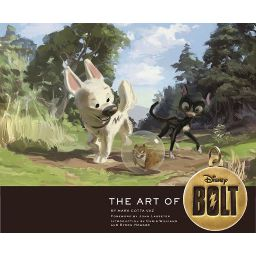 Couverture de The Art of Bolt