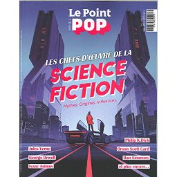 Les chefs-d'oeuvre de la science fiction, mythes, origines, influences