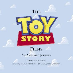 Couverture de The Toy Story Films : An Animated Journey