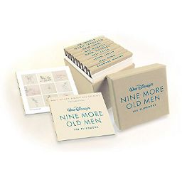 Walt Disney Animation Studios The Archive Series : Walt Disney's Nine More Old Men: The Flipbooks