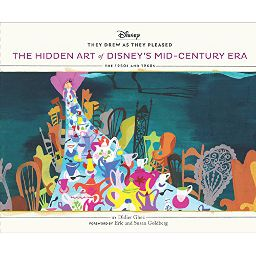 Couverture de They Drew as They Pleased: The Hidden Art Of Disney's Mid-Century Era : The 1950's and 1960's