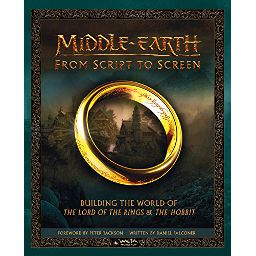 [Lecture] Middle-earth: From Script to Screen: Building the World of the Lord of the Rings and the Hobbit
