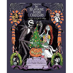 [Lecture] Tim Burton's The Nightmare Before Christmas Pop-Up: A Petrifying Pop-Up for the Holidays