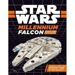 [Lecture] Star Wars Millennium Falcon Book and Mega Model