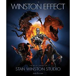 Couverture de The Winston Effect: The Art and History of Stan Winston Studio