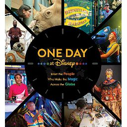 [Lecture] One Day at Disney: Meet the People Who Make the Magic Across the Globe