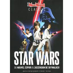 Mad Movies Classic 23 Star Wars : Du nouvel espoir à l'Ascension de Skywalker