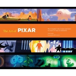 Couverture de The Art of Pixar: The Complete Color Scripts and Select Art from 25 Years of Animation