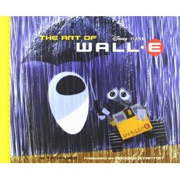 Couverture de The Art of WALL-E