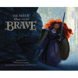 Couverture de The Art of Brave