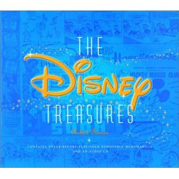 Couverture de The Disney Treasures