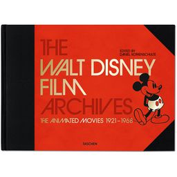 Couverture de The Walt Disney Film Archives: The Animated Movies 1921-1968