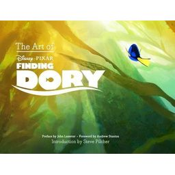 Couverture de The Art of Finding Dory