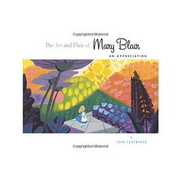 Couverture de The Art and Flair of Mary Blair