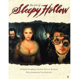 Couverture de The Art of Sleepy Hollow