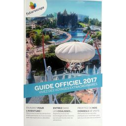 Couverture de Futuroscope - Guide officiel 2017