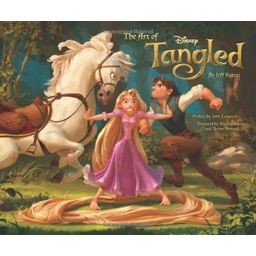 Couverture de The Art of Tangled
