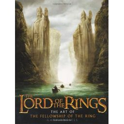 Couverture de The Art of The Fellowship of the Ring
