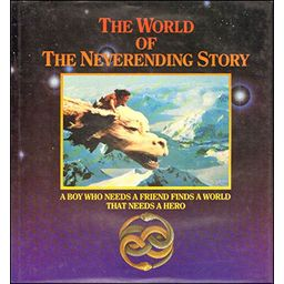 Couverture de The World of the Neverending Story