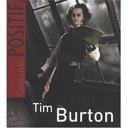 Couverture de Tim Burton