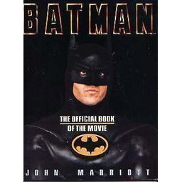 Couverture de Batman: The Official Book of the Movie