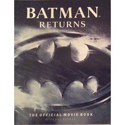 Couverture de Batman Returns: The Official Movie Book