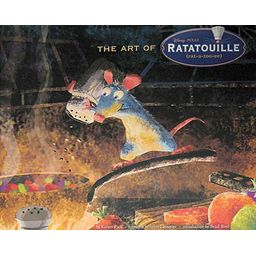 Couverture de The Art of Ratatouille