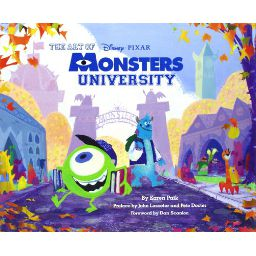 [Lecture] The Art of Monsters University